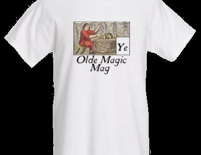 t-shirt YOMM