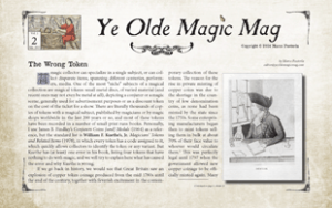Ye Olde Magic Mag - magazine on the history of magic and collecting - Marco Pusterla
