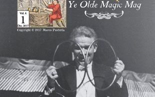 Ye Olde Magic Mag Volume 4 no. 1