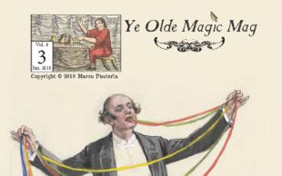 Ye Olde Magic Mag 4-3