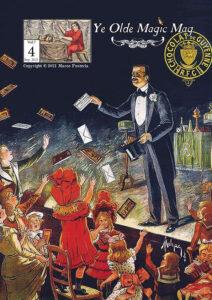 Ye Olde Magic Mag Volume 7 issue number 4